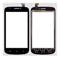 Тачскрин сенсорное стекло Prestigio MultiPhone 5000 Duo Black