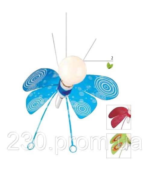 Детская люстра Бабочка Бельгия эко