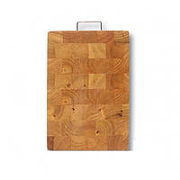 Доска кухонная деревянная AURORA AU-1001, 38x24x3 см.
