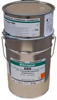 Двухкомпонентная полиуретановая заливка для полов изотермических фургонов  Körapop 689