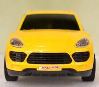 Аудио-колонка в виде автомобиля Porsche Cayenne