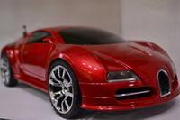 """Аудио-колонка в виде автомобиля """"Porsche cayenne"""""""