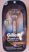 Бритва Gillette Fusion ProGlide Power Silvertouch , фото 1