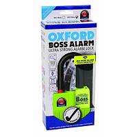 Замок противоугонный с сигнализацией Oxford Big Boss Alarm Lock