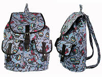 Молодежный рюкзак с совами