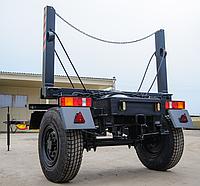 Прицеп-роспуск для длинномерных грузов