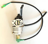 Карбюратор с электроклапаном для двигателя 188 F (аналог Honda GX 390/GX 340)