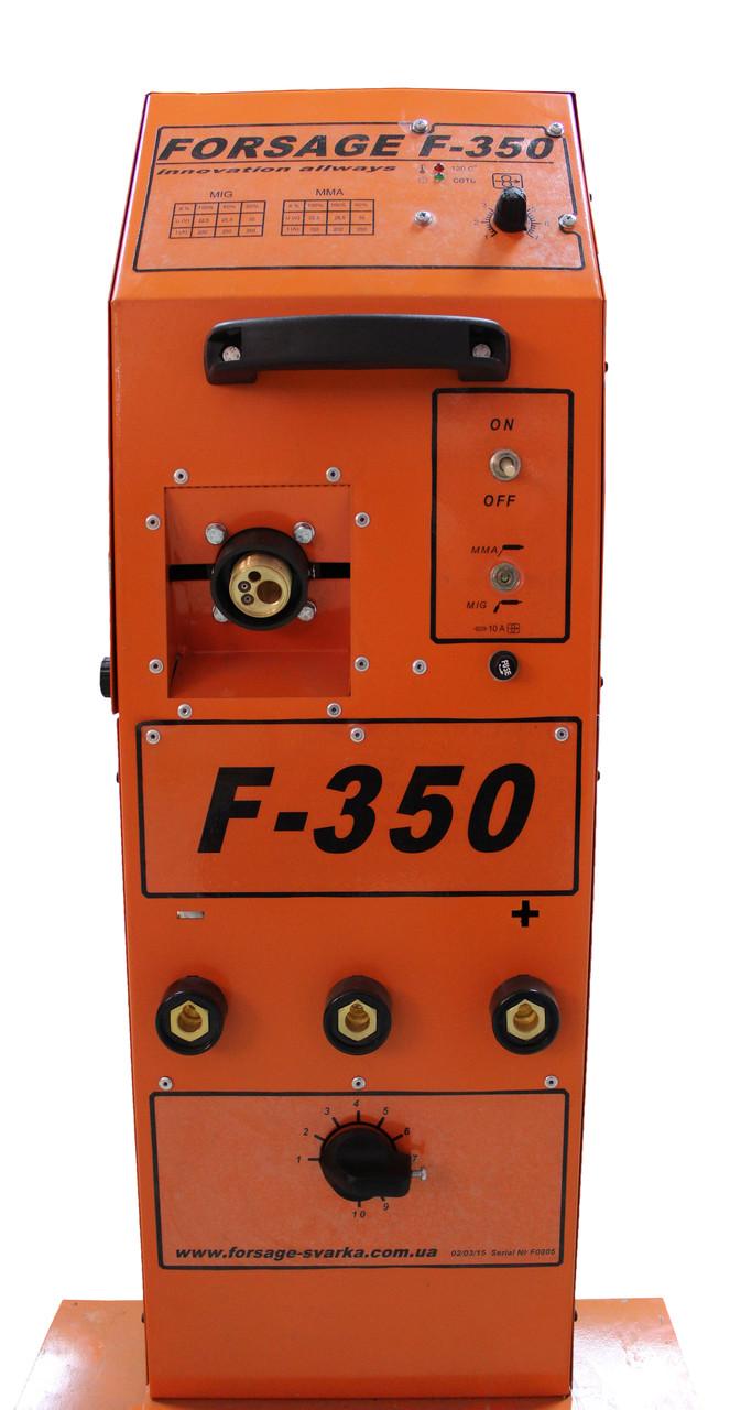 Сварочный полуавтомат Forsage-350 Tornado (380V)