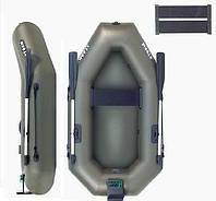 Надувная гребная лодка ПВХ STORM St220 Dt