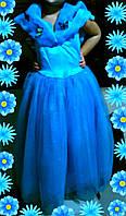 Платье для девочки нарядное, детское, Эльза