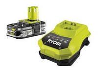 Аккумулятор + зарядное Ryobi RBC18L15