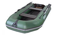 Надувная лодка моторная Q260MG, фото 1