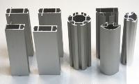 Алюминиевый торговый профиль и фурнитура