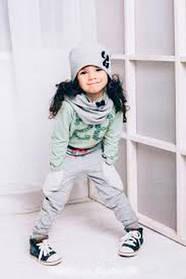 Дитяча спортивна одяг