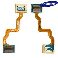 Шлейф для Samsung E1150, межплатный, с компонентами, оригинал