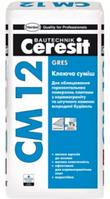 Ceresit СМ-12 PRO / 27кг(Церезит СМ 12) клей для керамогранита 27 кг.
