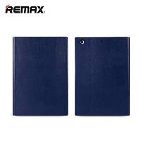 Чехол REMAX Elle Man iPad Air 2 Blue натуральная кожа