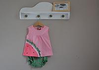 Детский комплект на лето Арбуз для девочки