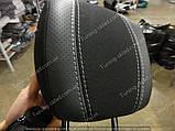 Чехлы на сиденья Рено Дастер (чехлы из экокожи Renault Duster стиль Premium), фото 6