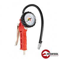 Пистолет для подкачки колес грузовых автомобилей Intertool PT-0505 PROF 60G