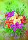 Очаровательный букет лилии КМР 3244