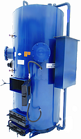 Парогенератор твердотопливный SB 1000кг/пара (ручная загрузка), 0,5 бар, 700 кВт