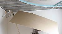Изготовление подвесного потолка из гипсокартона