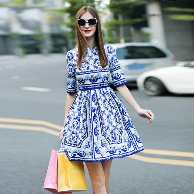 c9d8b4ef44451a5 Модные летние платья 2016: новые фасоны. Статьи компании «YOUR STYLE»