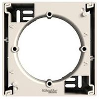 Коробка для наружного монтажа (1-постовая) Asfora , белый EPH6100121