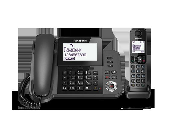 Радиотелефон Panasonic KX-TGF320UCM радиотелефон DECT