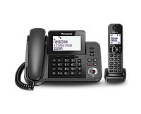 Panasonic KX-TGF320UCM радиотелефон