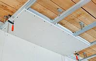 Системы подвесных потолков из гипсокартона