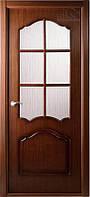 """Двери Belwooddoors """"Каролина"""" под стекло (орех)"""