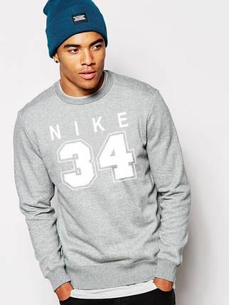 "Мужской Свитшот ""Nike 34"", фото 2"