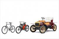 Skoda: от велосипеда до кроссовера