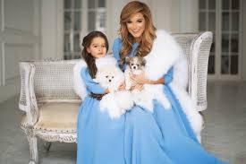 Платья в стиле family look – новый шоппинг-тренд