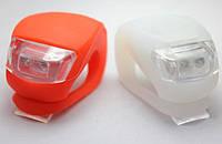 Силиконовые мигалки набор 2 шт. , фото 1