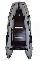 Моторная лодка с надувным килем QU360K