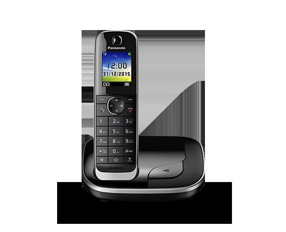 Panasonic KX-TGJ310UCB радиотелефон, фото 2