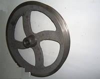 Шкив 2-ручьевой ф=400 мм (нория НПЗ-25)