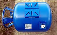 Бак насоса-гидрофора з ман-м 80 л Dambat