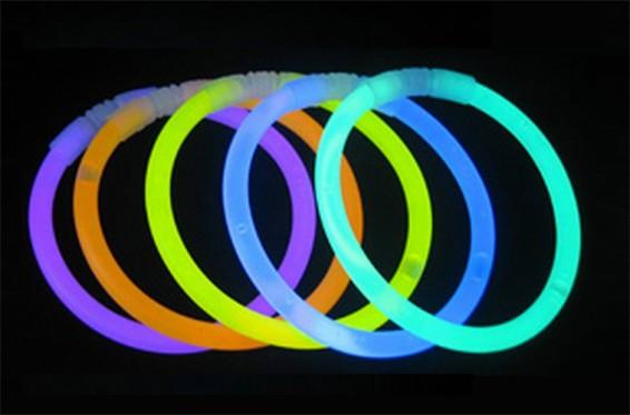неоновые браслеты