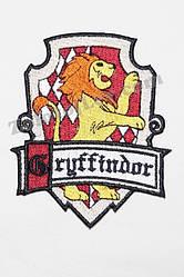 Эмблема Гриффиндор 8х10 см