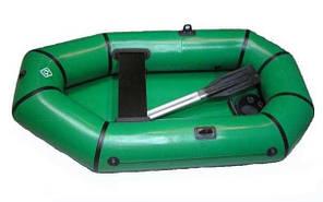 Лодка гребная облегченная гламур 210