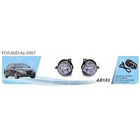 Фары Audi A6/Skoda/VW Fox/Gol 2007-/AD-183