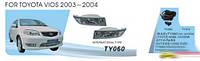 Фары Toyota Altis-Vios 2003/TY-060