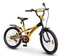 Детский 2-х колесный велосипед 20 дюймов 112002 Хаммер