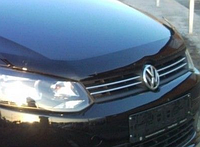 Дефлектор капота Volkswagen Polo 2010