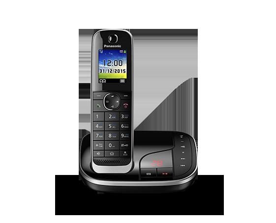 Радиотелефон Panasonic KX-TGJ320UCB радиотелефон DECT, фото 2