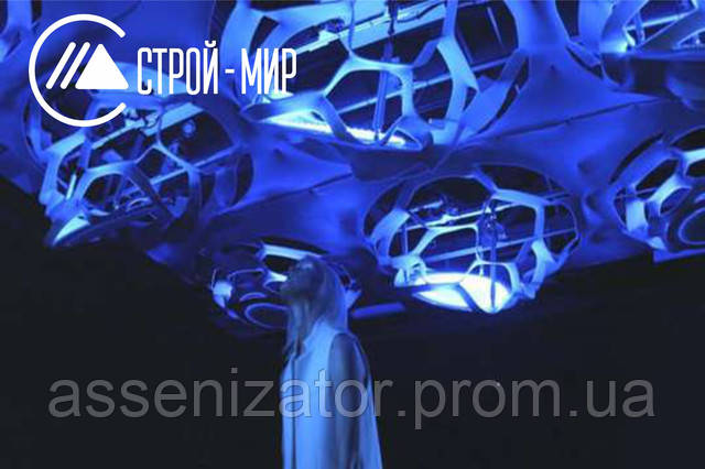 Робоизированная архитектура - движущейся потолок